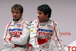 Jarno Trulli and Timo Glock