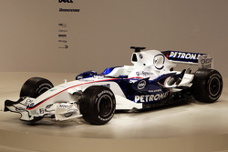 The new BMW Sauber F1.08