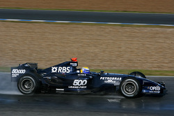 Nico Rosberg, WilliamsF1 Team, FW28 Concept car