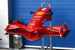 Frontwing Scuderia Ferrari, F2008