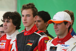 Christian Vietoris, driver of A1 Team Germany