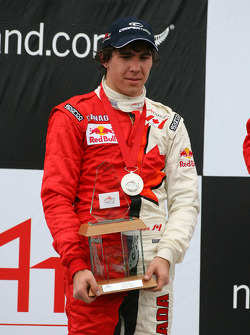 Podium: Robert Wickens