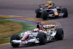 Giancarlo Fisichella, Force India F1 Team, Mark Webber, Red Bull Racing, RB4