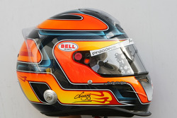Helmet, Vitantonio Liuzzi, Test Driver, Force India F1 Team