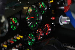 Dale Earnhardt Jr.'s futuristic dashboard