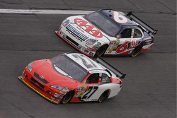 Jacques Villeneuve and David Ragan