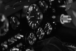 Dale Earnhardt Jr.'s futuristic dashboard