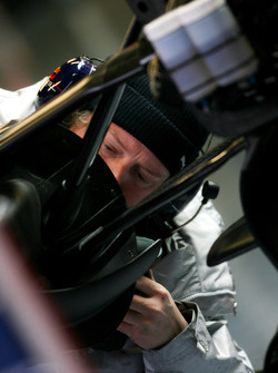 Red Bull Racing mechanic
