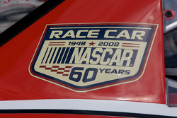 NASCAR race car decal for 2008