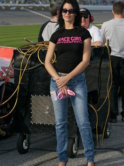 A Race Girl
