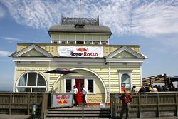 Scuderia Toro Rosso have an event in St Kilda