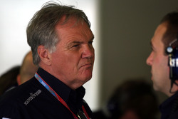 Patrick Head, WilliamsF1 Team, Director of Engineering