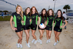 The lovely Patron girls