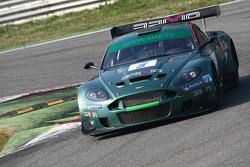 Brixia Racing  Aston Martin DBRS9: Massimo Mantovani, Pietro Zumerle
