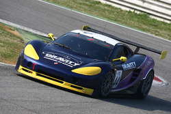 #44 Gravity Racing International Ascari KZ1R: Vincent Radermecker, Stéphane Lemeret, Rory Bertram, Jonathan Lang
