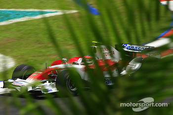 Timo Glock (Panasonic Toyota Racing)