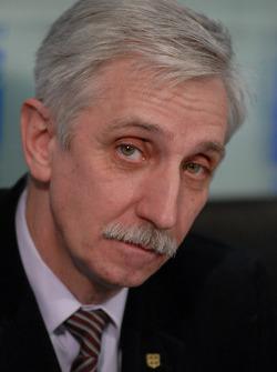 Sergey Ushakov, Secretary General of the Russian Automobile Federation