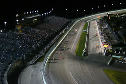 The field at speed on the restart