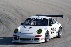 #26 Gotham Competition Porsche GT3 Cup: Jerome Jacalone, Joe Jacalone