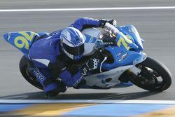 Julien Hedouin, Yamaha YZF R6