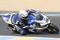 Lucas Mikael De Carolis, Suzuki GSX R1000
