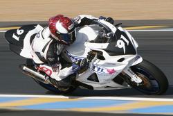 Jerome Tangre, Suzuki GSX R1000