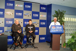 Bump Stop Press Conference with Howard Comstock, Hartwell Pritchett and Denny Darnell
