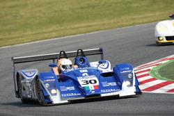#30 Racing Box Lucchini - Judd: Marco Didaio, Filippo Francioni