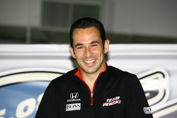 Two-time Indianapolis 500 winner Helio Castroneves
