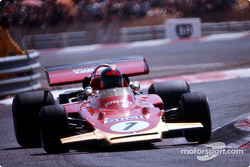 Emerson Fittipaldi, Lotus 72D