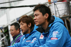 Yuji Ide, Shinya Hosokawa