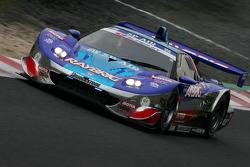 #100 Raybrig NSX: Yuji Ide, Shinya Hosokawa