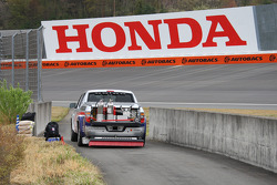 IndyCar safety vehicle
