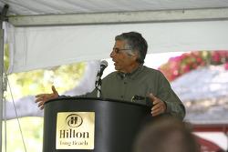 Grand Prix CEO Jim Michaelian