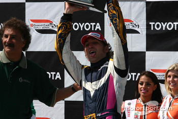 Podium: Franck Montagny