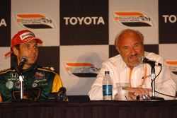 Post-race press conference: Kevin Kalkoven