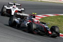 Kamui Kobayashi, Dams, Romain Grosjean, ART Grand Prix