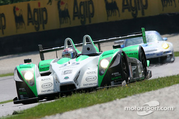 #35 Saulnier Racing Pescarolo - Judd: Matthieu Lahaye, Pierre Ragues