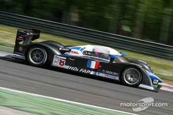 #8 Team Peugeot Total Peugeot 908 HDi-FAP: Pedro Lamy, Stphane Sarrazin