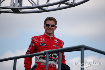 Drivers introduction: Ryan Briscoe
