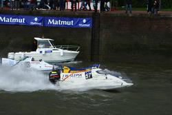#57 Passport Boat: Stéphane Grosjean, Alexandre Grosjean, Henin Steven