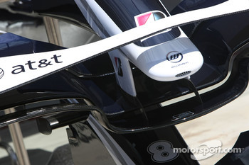 WilliamsF1 Team, FW30, Front wing