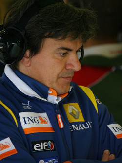 Fabrizio Borra, Physiotherapist of Fernando Alonso