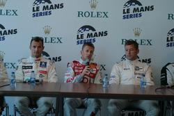 Press conference: Alan McNish