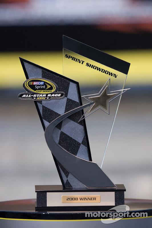The Sprint Showdown Trophy