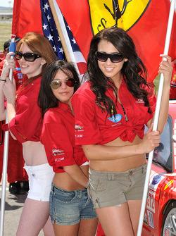 The Corsa Motorsports girls