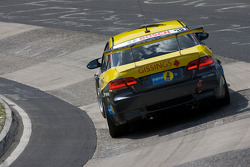 #38 Sartorius Team Black Falcon BMW M3 E92: Dillon Koster, Jean-Paul Breslin