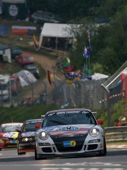 #46 AGON Motorsport Porsche 997 GT3 Cup: Jörn Schmidt-Staade, Stefan Peters, Michael Schaal, Andreas Eberhardt