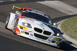 #5 Morsport Arena Oschersleben BMW Z4 M-Coupe: Claudia Hürtgen, Stian Sorlie, Jörg Viebahn, Richard Göransson