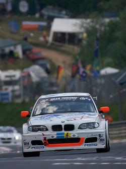 #268 Renngemeinschaft Bergisch Gladbach BMW 130d: Thomas Haider, Rainer Kutsch, Marc Hiltscher, Jutta Kleinschmidt
